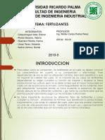 Fertilizantes Final