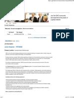 Job Description - Junior Engineer (PET00008)_GHD