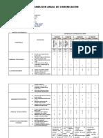 PROG. Y UNID. 1 COM (Primero) FLOR y los ociosos 2019.docx