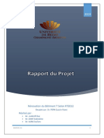 Rapport Projet RT2012