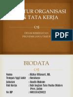 Format Pembuatan Laporan Epi Info