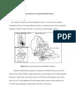 Desarrollo informe Captación Rio chonta