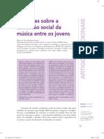 Setton Jovens e Música Revista 2009