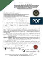 Balaustre 297 Cancelacion Carta Patente MRGL Baja California