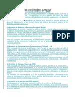 LOS 14 MINISTERIOS DE GUATEMALA.docx