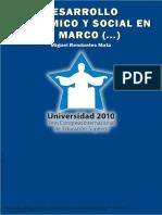 Desarrollo Económico y Social en El Marco de La Re... ---- (Pg 1--6)