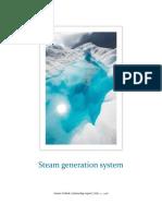 steam generation report