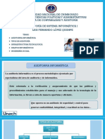 Auditoría Indormática