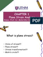Chapter 1-Strain Analysis-Dr. Khir_V4