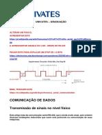 Texto Transmissão de Sinais No Nível Físico RS232