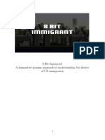 8-Bit Immigrant. a Humanities Gaming Approach