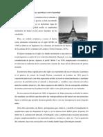 Historia de Las Estructura Metálicas a Nivel Mundial