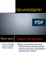 behaviorisme
