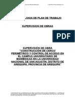 metodologia de supervision de obra