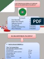 1. Formulasi Teknologi Sediaan Farmasi
