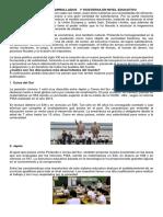 PAÍSES  MÁS DESARROLLADOS   Y VICEVERSA EN NIVEL EDUCATIVO 2019.docx
