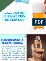 Elaboracion de Cerveza