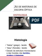 Preparação de Materiais de Microscopia Óptica PDF