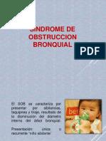Sob - Bronquiolitis