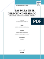 HABEAS DATA COMPARADO.doc