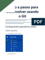 Checklist Desenvolvimento Git (1)