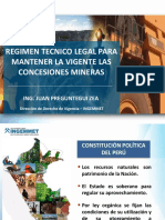 Jueves Minero Ayacucho