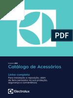 Catalogo Acessorios Electrolux 2018