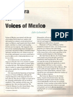A New Era for Voices of Mexico