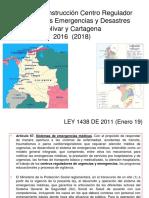 Planos CRUE Cartagena Bolivar 2018