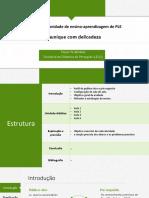Slides de Didáctica - FEIYAN YE