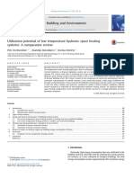 Utilization potential of low temperature hydronic space heating systems A comparative review.pdf