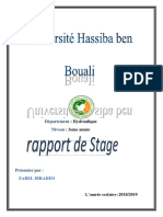 Rapport de Stage JHGVF
