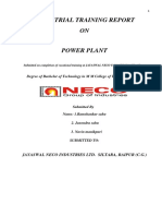 Coke Oven Power Plant Project File