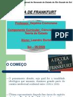 A ESCOLA DE FRANKFURT I.ppt