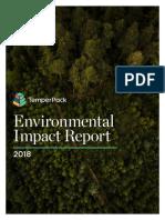 TemperPack 2018 Impact Report