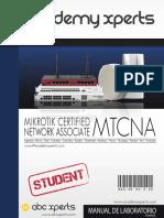 MTCNA Lab v6.28.0.02 Laboratorios