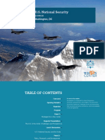 The Arctic and U.S. National Security Conference Proceedings