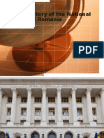 The History of the National Bank of Romania