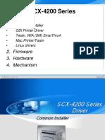 SCX-4200 Training Book