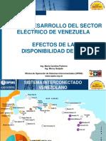 Plan de Desarrollo Del Sectroe Eléctrico de Venezuela