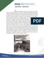 1 Questoes de Biologia Prof. Guilherme Avelino