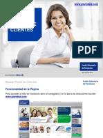 Manual Portal de Clientes- Www.planideal.com