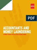 Money Laundering Guidance 2011
