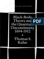 Kuhn, Thomas - Black-Body Theory & the Quantum Discontinuity (Chicago, 1978).pdf