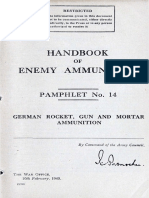 Handbook of Enemy Ammunition, Pamphlet 14.pdf