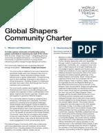 Global Shaper Community Charter