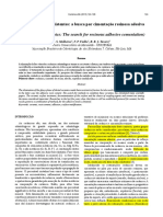 Ceramicas Acido Resistentes - Cimentação Adesiva