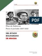Plan de Gobierno Marcos Torres