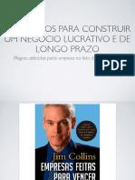 OLIVEIRA, Natanael - 4 Principios Para Construir Um Negocio Lucrativo