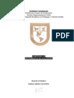 Compendio de instrumentos de evaluación